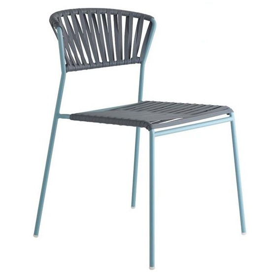stackable outdoor side chair, outdoor furniture, restaurant furniture, hotel furniture