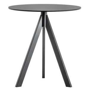 pedrali, arki 3 table base, table base, contract furniture, restaurant furniture