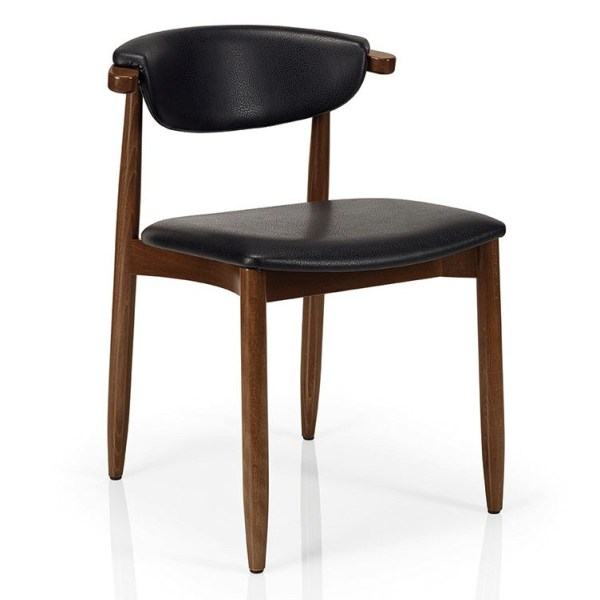 galinha side chair, contract furniture, hotel furniture, restaurant furniture