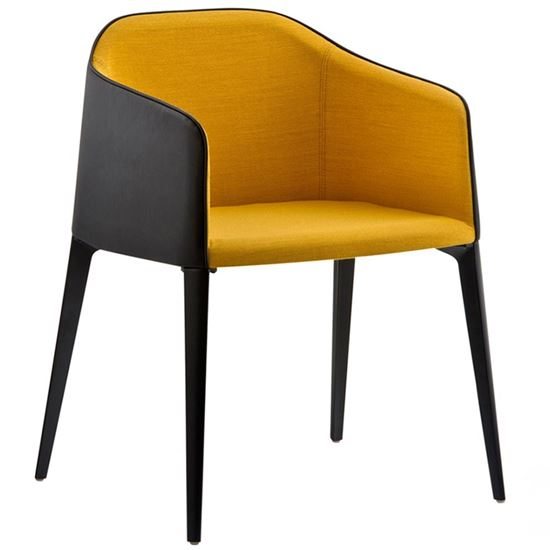 pedrali, laja arm chair, workplace furniture, hotel furniture, armchair, restaurant furniture
