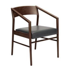 leonor armchair, contract furniture, hotel furniture, restaurant furniture