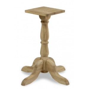 bark medium table base, table bases, restaurant furniture, hotel furniture