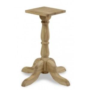 bark medium table base, table bases, restaurant furniture, hotel furniture