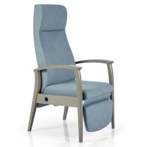 regal recliner, healthcare furniture, care home furniture, nursing home furniture