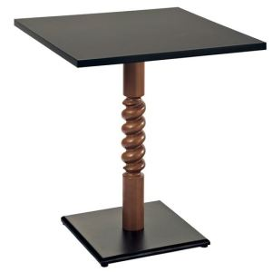 alvor square table base, table bases, contract furniture, restaurant furniture, hotel furniture