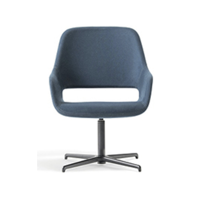 Babila 2789 lounge chair, pedrali, pedrali furniture, contract furniture