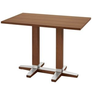 pico twin table base, table bases, contract furniture, restaurant furniture, hotel furniture