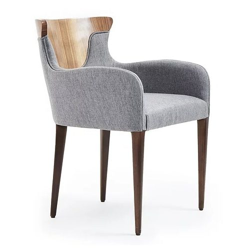 cross armchair, bar furniture, restaurant furniture, hotel furniture, workplace furniture, contract furniture