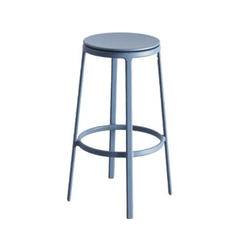 round p barstool, bar furniture, restaurant furniture, hotel furniture, workplace furniture, contract furniture, office furniture, outdoor furniture