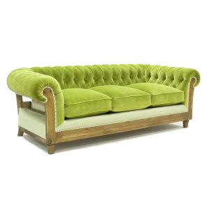 Deconstructed Chesterfield Sofa's