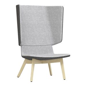 icon workplace and hotel lounge chair