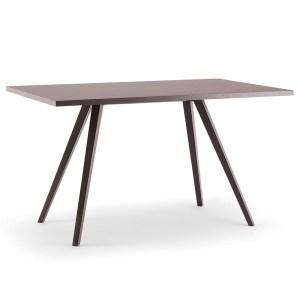 milano rectangle dining table, bar furniture, restaurant furniture, hotel furniture, workplace furniture, contract furniture, office furniture, outdoor furniture