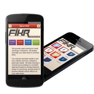 FIKR Life coaching mobile app