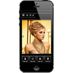 hair stylist mobile app
