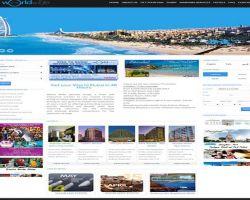 visa services world wide website