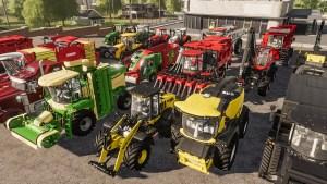 Farming Simulator – Pyöritä maatilaa simulaattoripelissä.