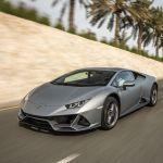 Tältä näyttää uusi Lamborghini Huracan EVO