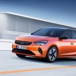 Kuudennen sukupolven Opel Corsasta täyssähköversio