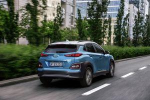 Hyundai Kona electricin kysyntä ylittänyt valmistusmäärät
