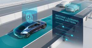 Hyundai kehittää maailman ensimmäistä koneoppimiseen perustuvaa älykästä vakionopeudensäädintä