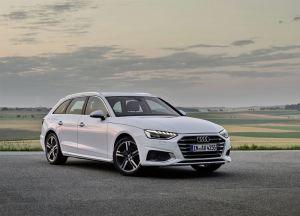 Uudistunut Audi A4 Avant g-tron -kaasuauto sai hinnat