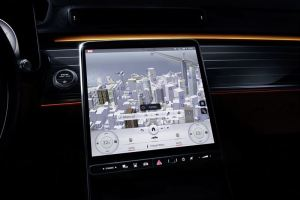 Uuden sukupolven S-sarja nostaa Mercedes-Benzin MBUX-käyttöliittymän uudelle tasolle