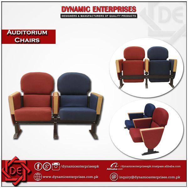 Folding Auditorium Chairs