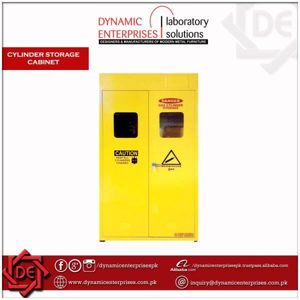 Cylinder Storage Cabinet