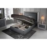 Esf Imports Enzostoragekitqs Enzo Storage Kit For Queen Platform Bed