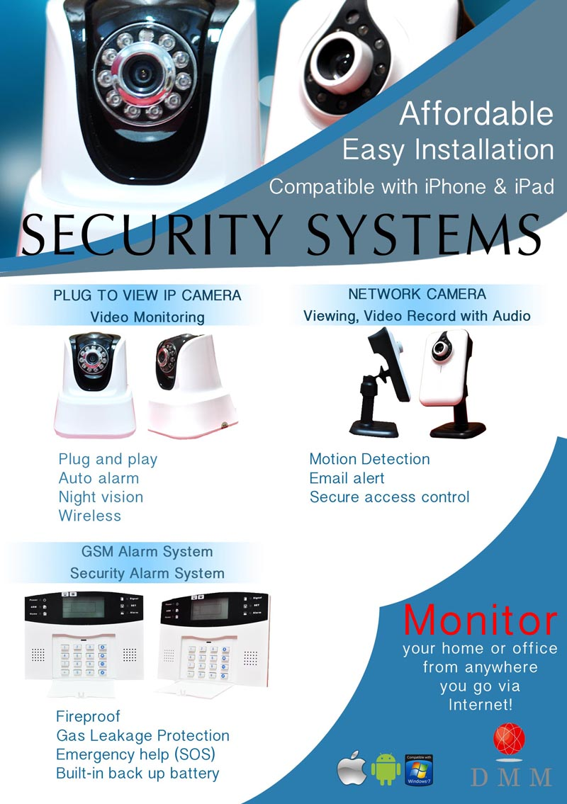Home Security Systems Do It Yourself