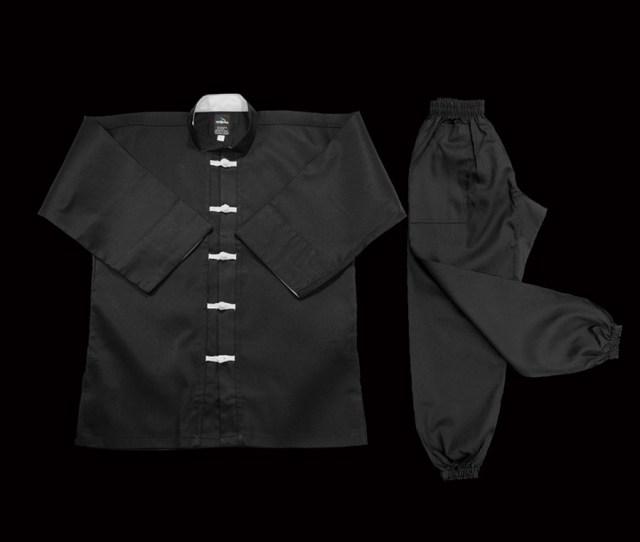 Dynamics Kung Fu Uniform
