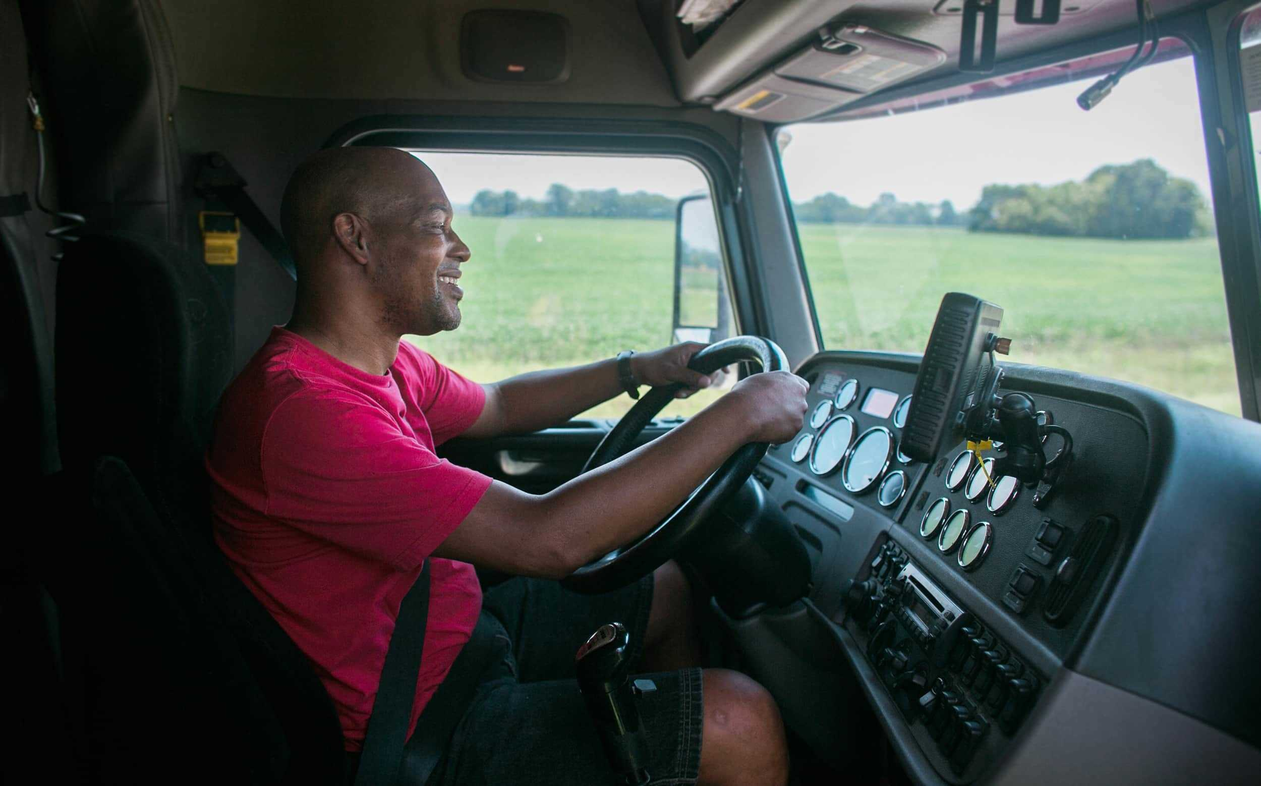 Dynamic Transit Needs Truck Drivers