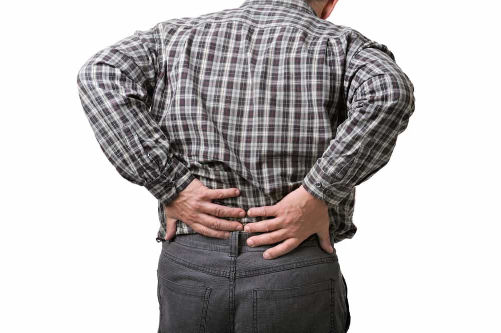 truck driver back pain