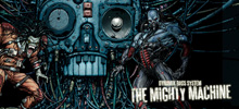Electro Music Review – The Mighty Machine LP