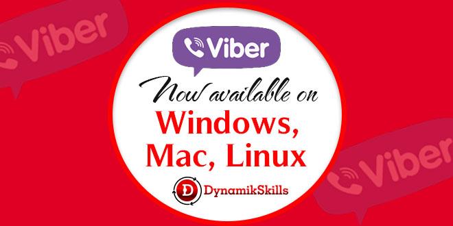 Viber on Windows