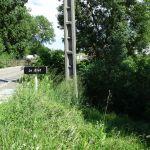 """Photo de l'Abereau et du pont au lieu-dit """"Le Bief"""""""