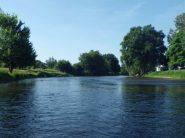 Expertise : vue sur la rivière Arroux