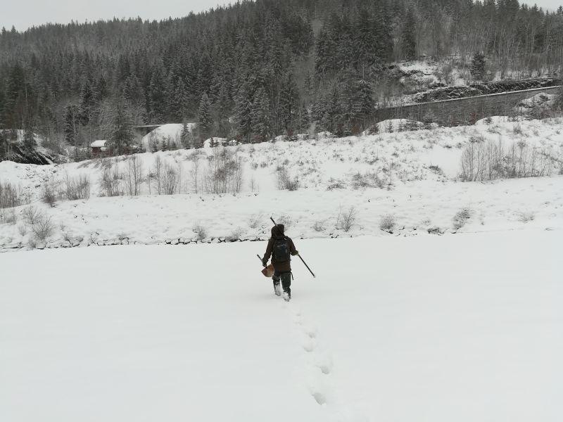 #90 – La neige faisait un tapis