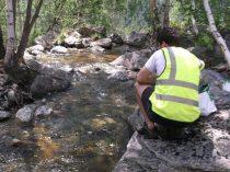 DOUBS et LOUE : Baadïs met en place les sédiments encodés dans la rivière