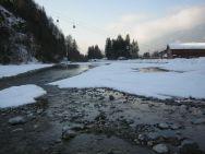 Le Giffre sous la neige