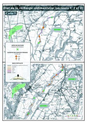 Cartographie SIG de l'Herbasse