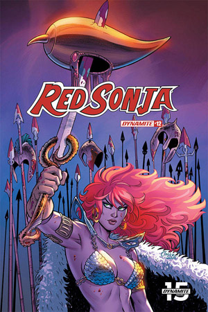 Image result for red sonja #12 2020