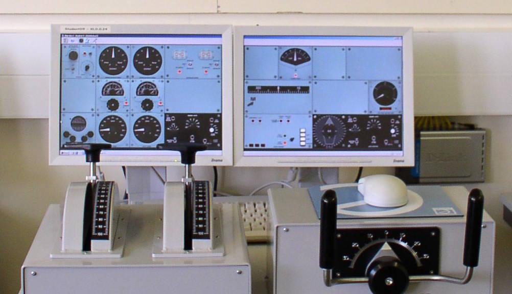 Dynautics designed Training Simulators