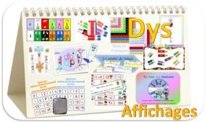Affichage adapté aux dyslexiques et dyspraxies télécharger