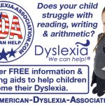 Does your child struggle with dyslexia?