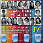 German DVD with programs for dyslexia and dyscalculia