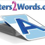 New educational card game for word formulation!