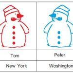 Logical: Snowman