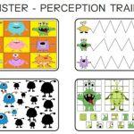 Monster – Perception training
