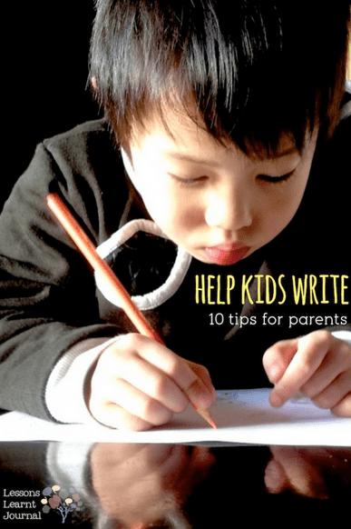 Literacy, writing, dyslexia, parents, children